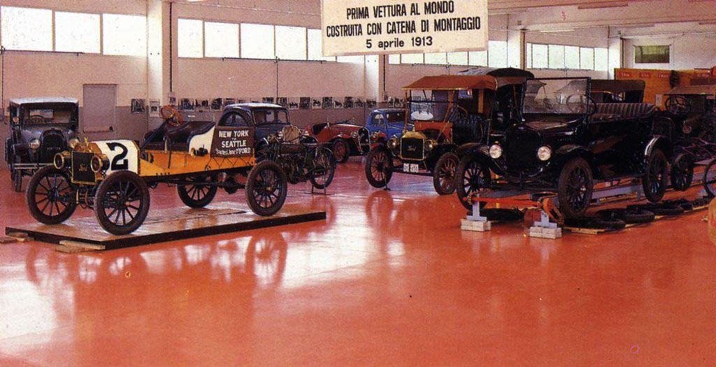 Ford Paolo Gratton