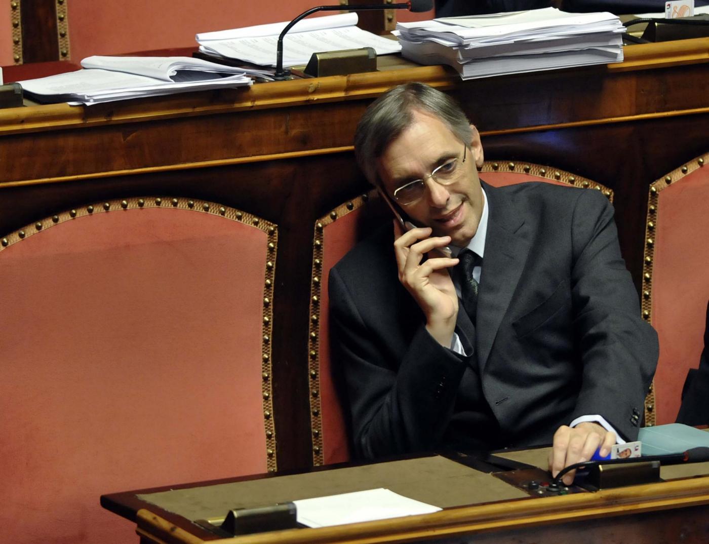 Senato discussione e voto sugli emendamenti alle riforme costituzionali