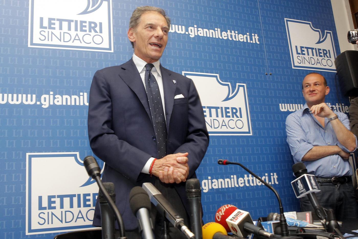 Elezioni Napoli, il programma elettorale di Gianni Lettieri