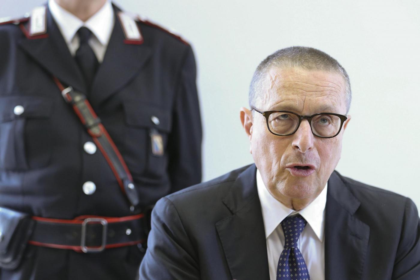 Bari, il tritolo sequestrato serviva per uccidere Giovanni Colangelo: procuratore di Napoli