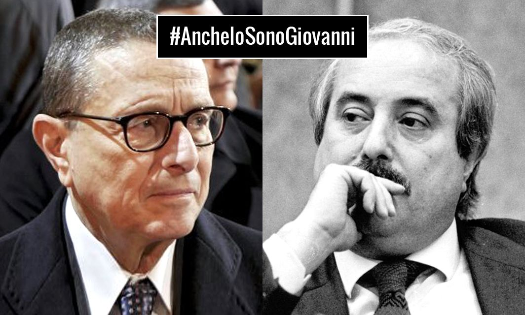 Non lasciare solo il Procuratore Colangelo: condividi l'hashtag #AncheIoSonoGiovanni