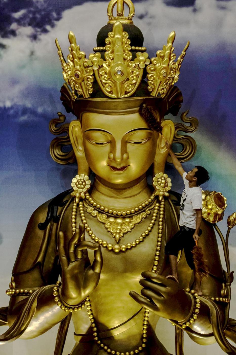 i personaggi più amati della storia, buddha