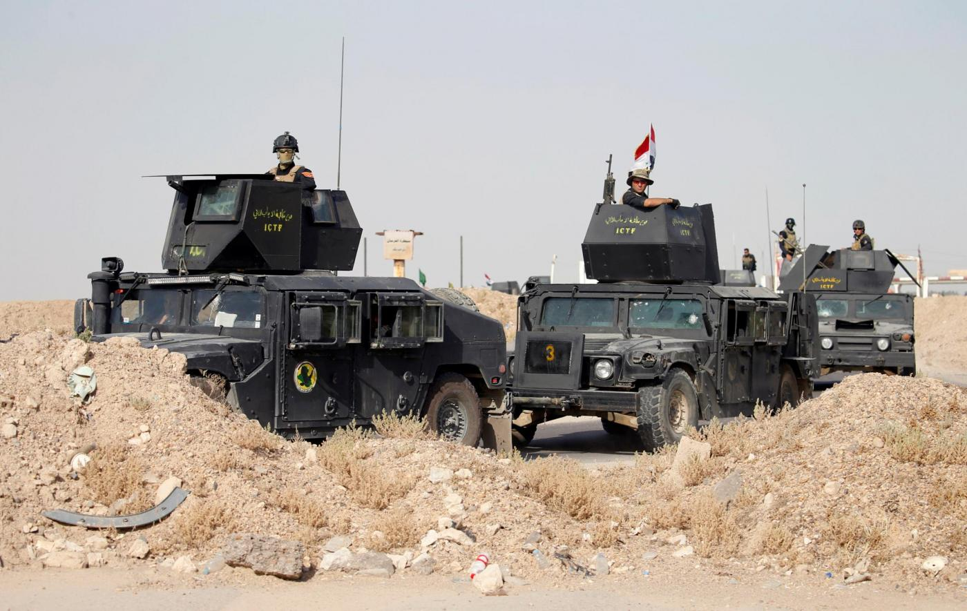 Isis, forze irachene entrate a Falluja