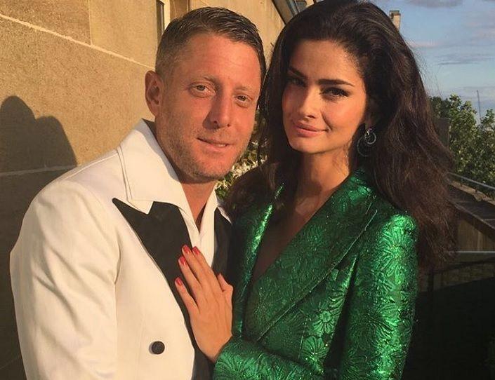 Lapo Elkann, la nuova fidanzata è Shermine Shahrivar, ex miss europa