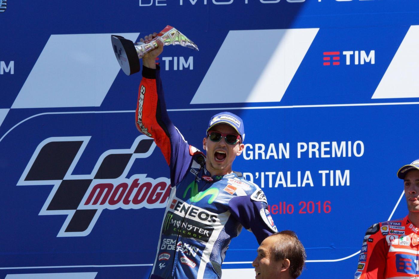 Motomondiale, GP d'Italia 2016, le gare al Mugello