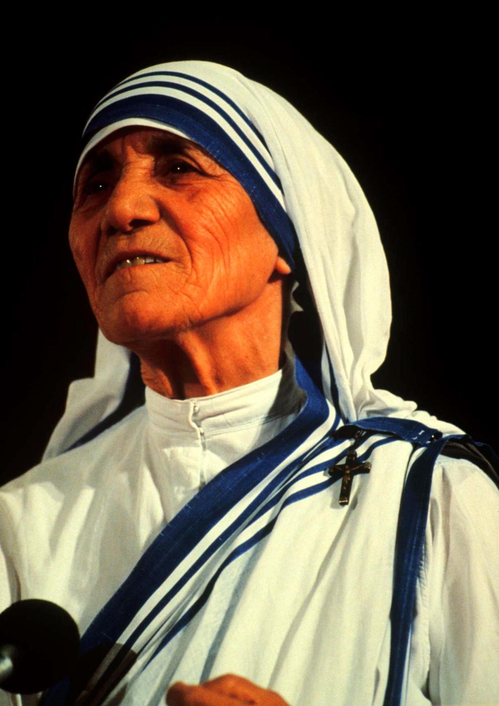 Madre Teresa di Calcutta, santa