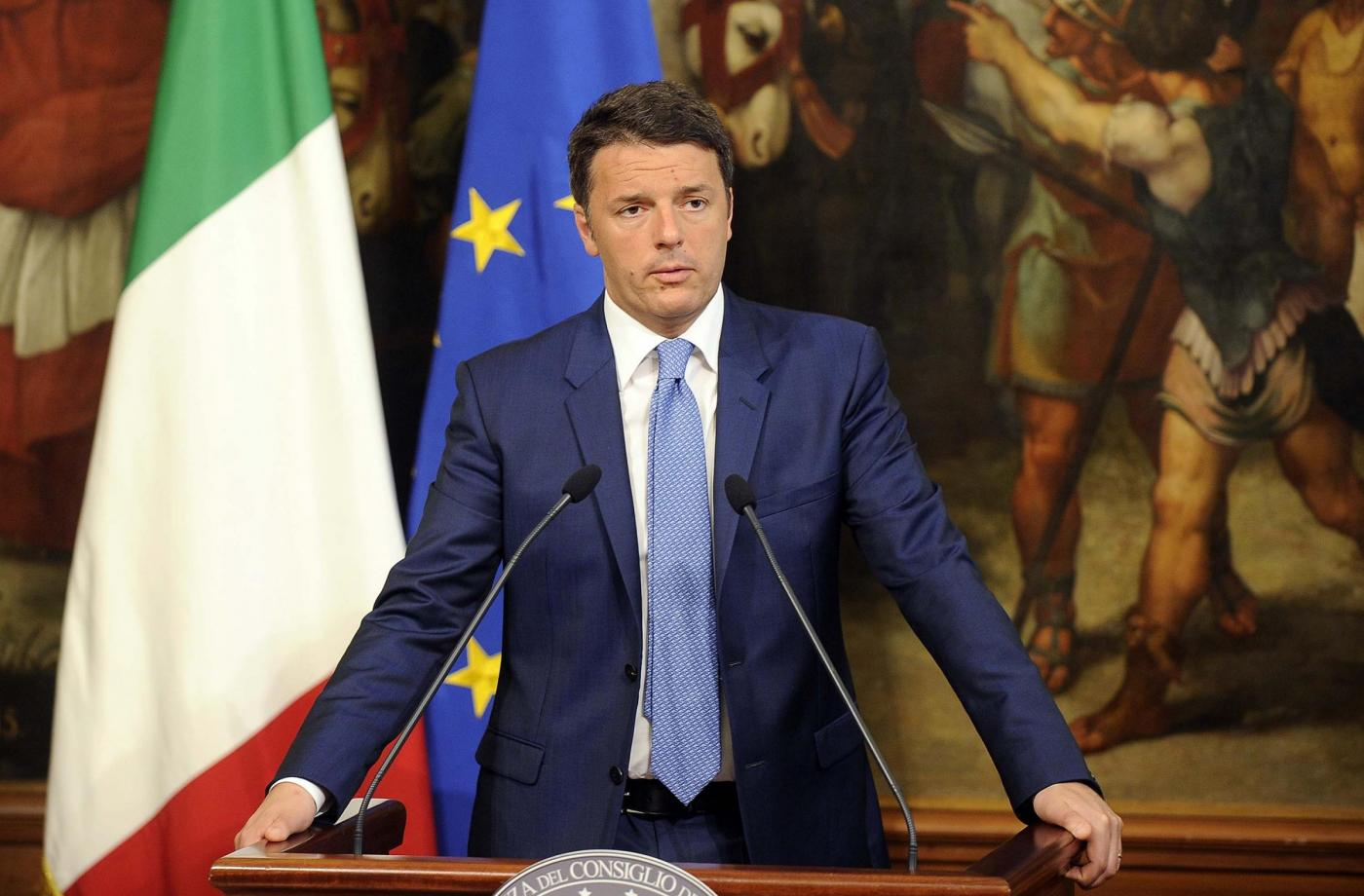 Matteo Renzi: 'Il prossimo G7 sarà in Sicilia'