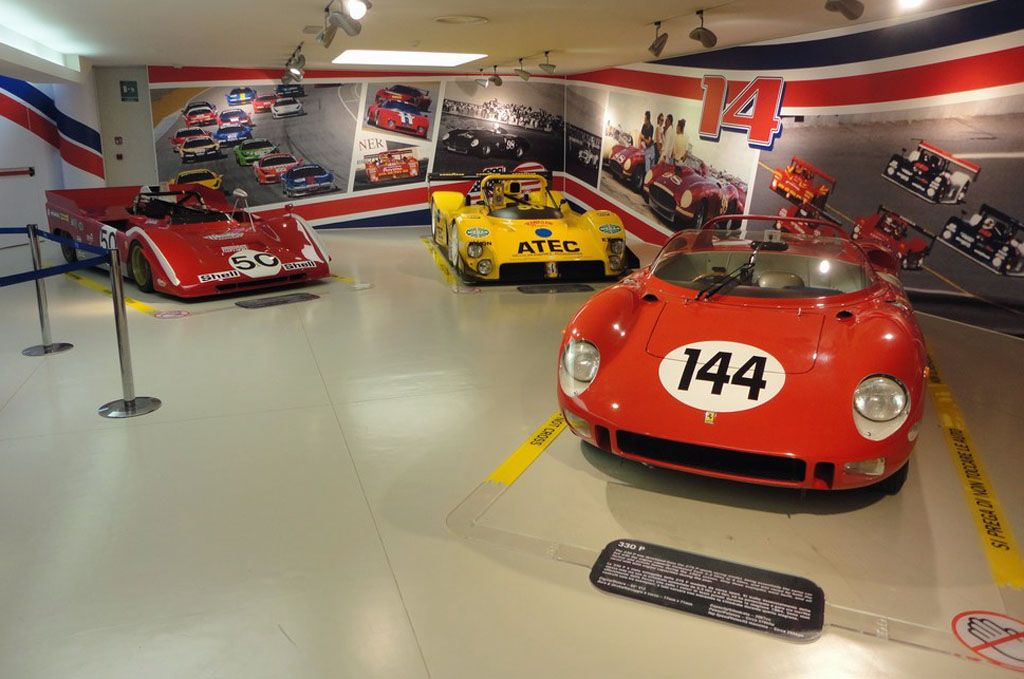 Musei auto italiani