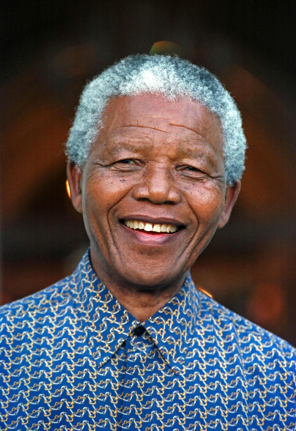 Nelson Mandela, Premio Nobel
