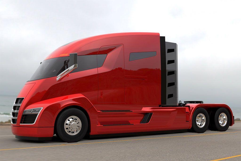 Camion elettrici: Nikola One, quasi 2.000 Km a batterie