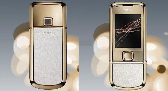 Nokia 8800 Arte Oro