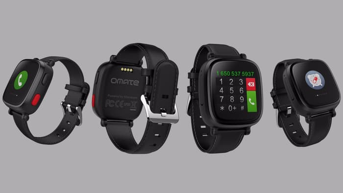 Lo smartwatch per anziani che può lanciare SOS