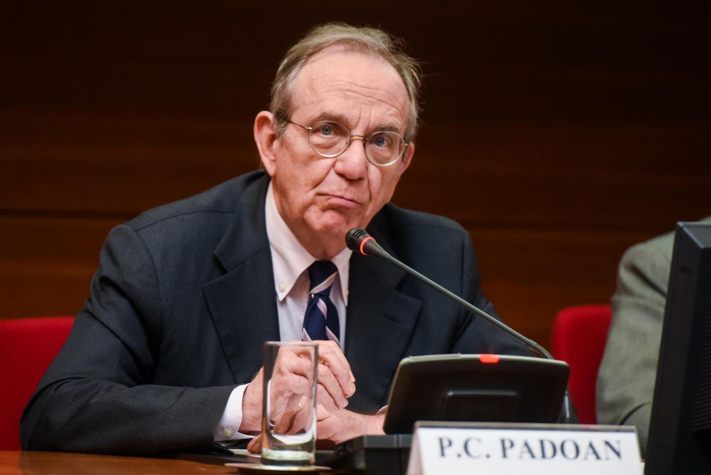 Pensioni, Padoan: 'C'è spazio per considerare miglioramento del sistema'