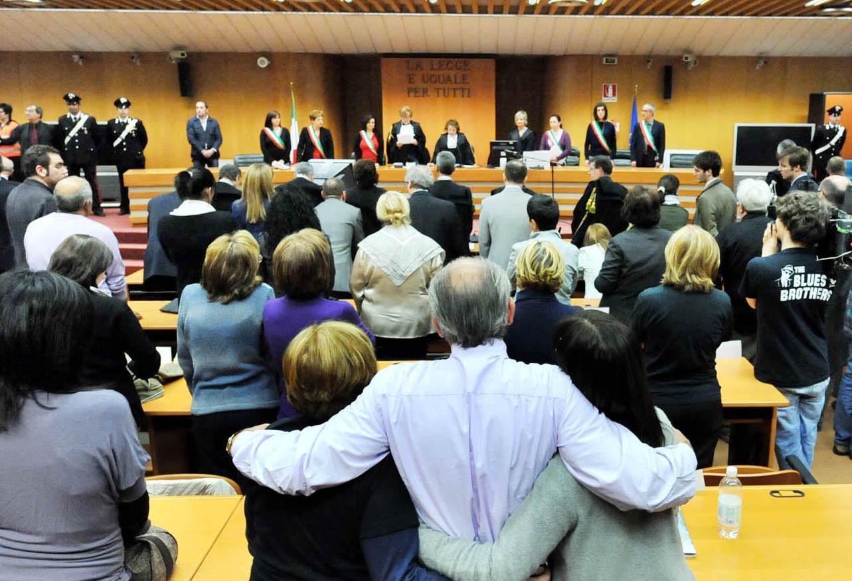 Sentenza processo Thyssen