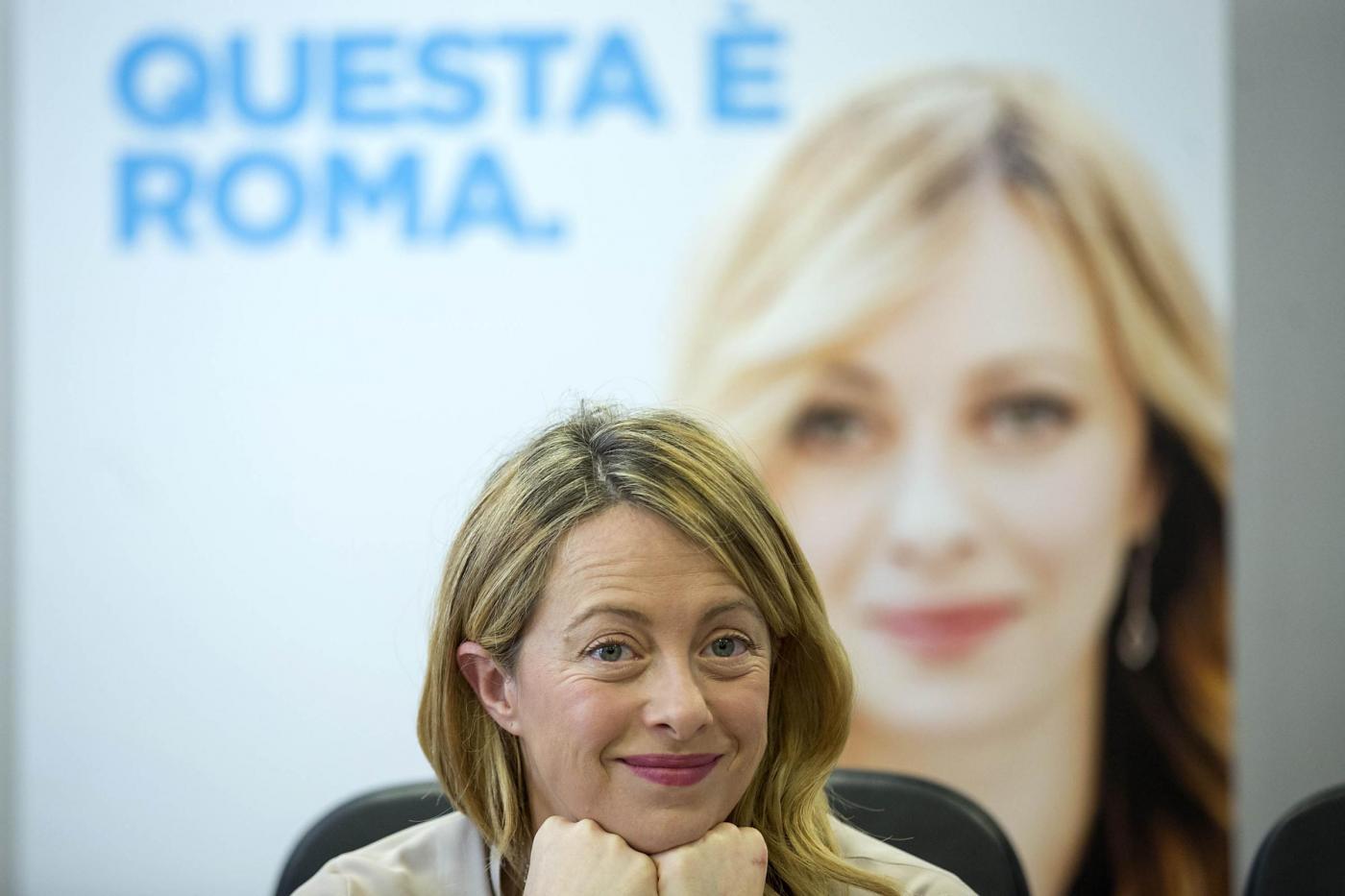 Elezioni Roma, il programma di Giorgia Meloni