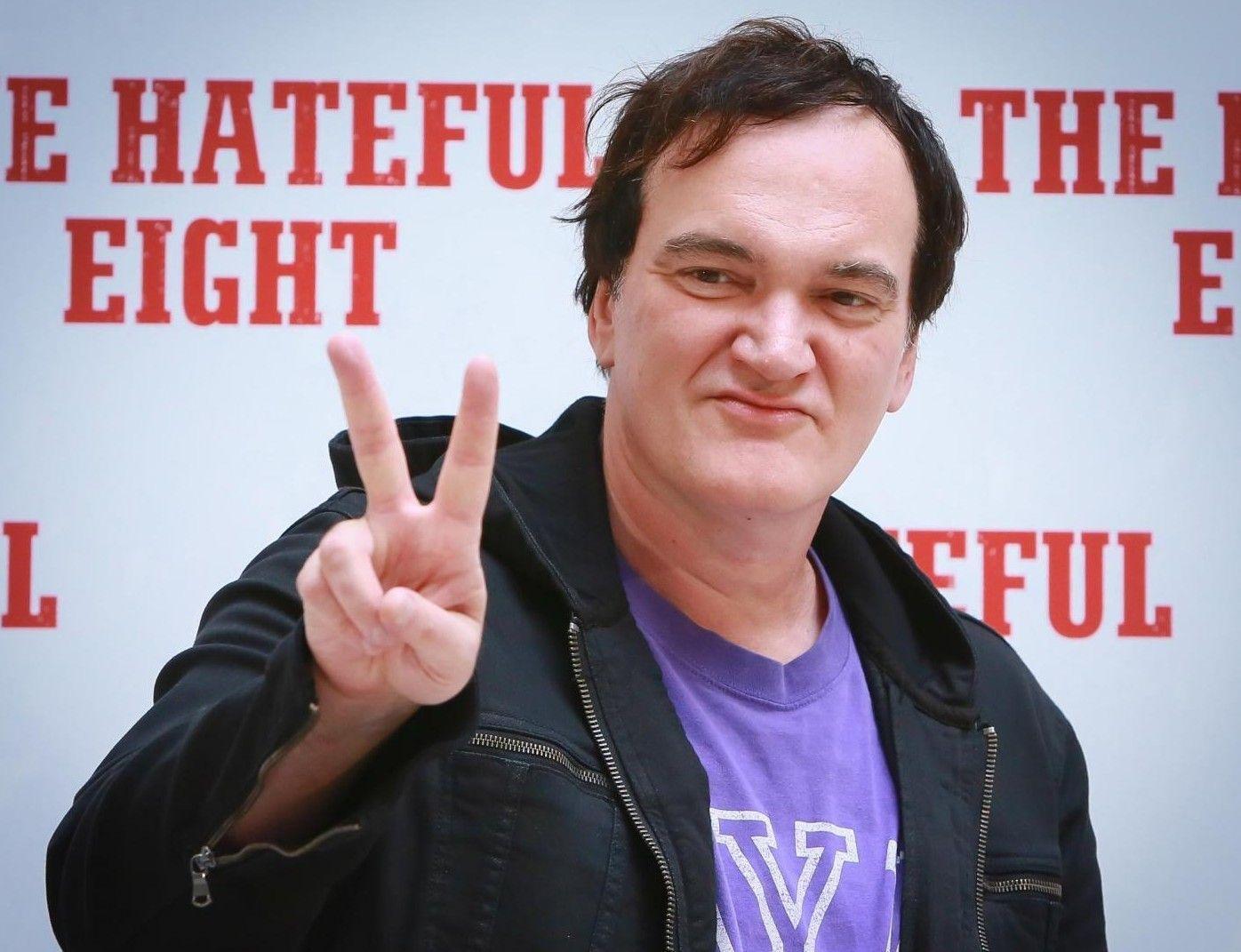 The Hateful Eight , Tarantino a Roma con Morricone