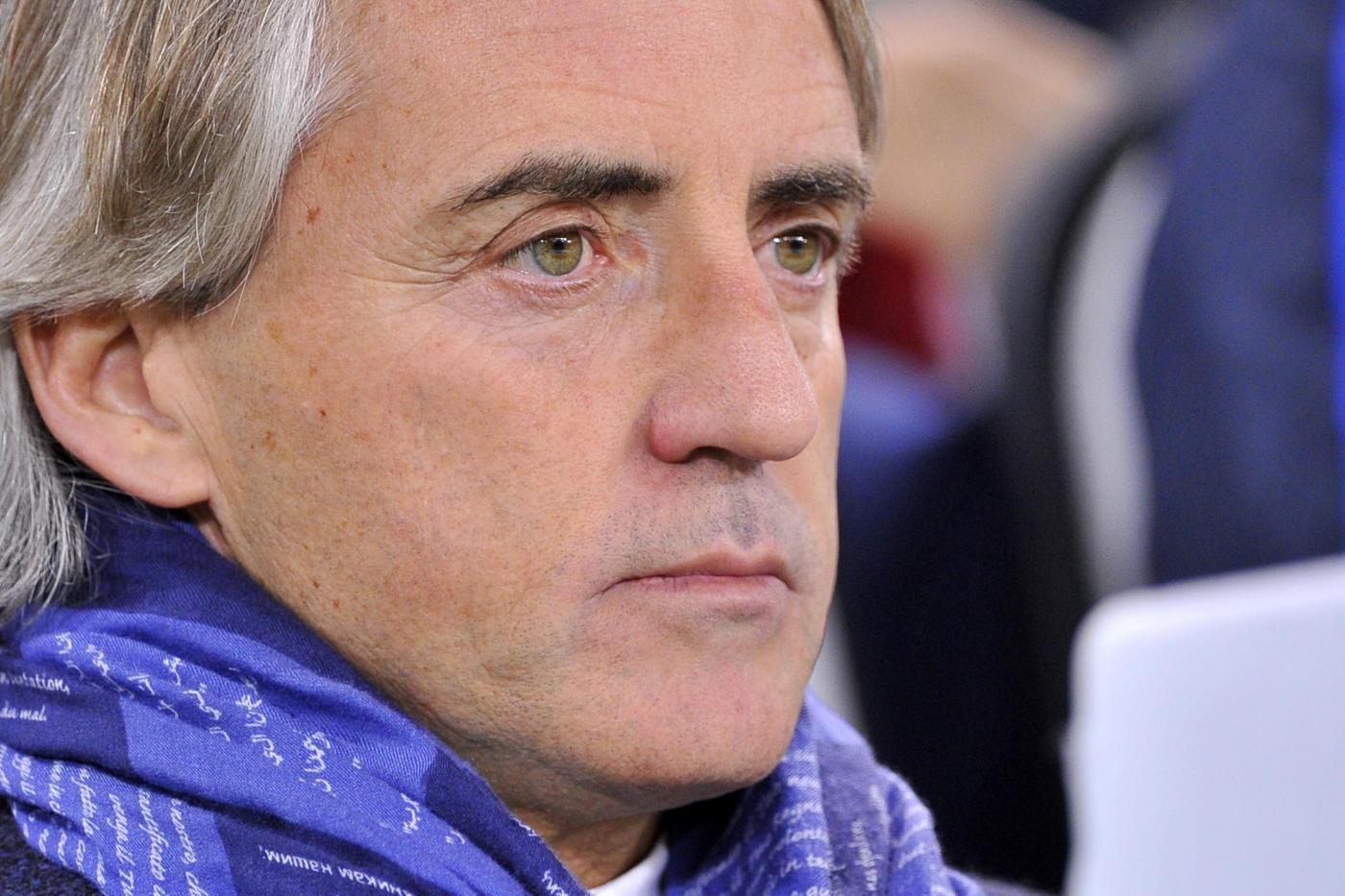 Mancini: 'Resto se la società e i tifosi mi vogliono'