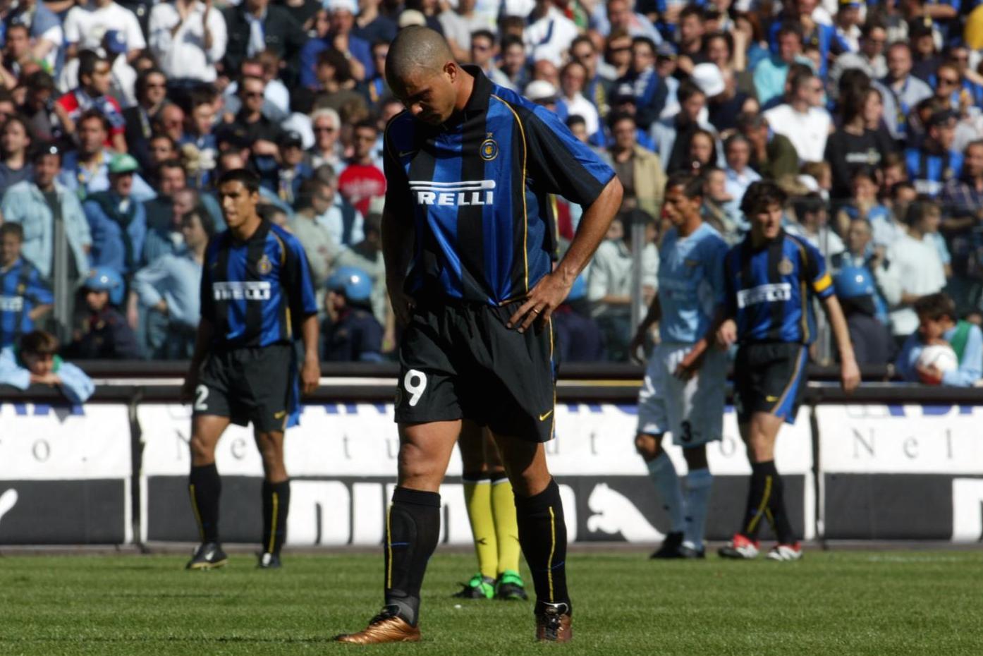 Ronaldo Inter Lazio 2002