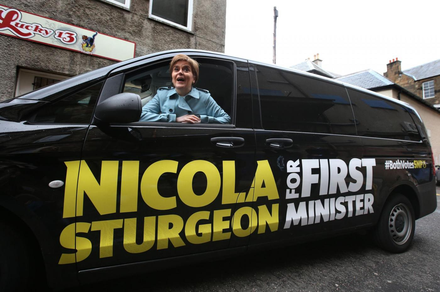 Elezioni Regno Unito, ampia vittoria degli indipendisti in Scozia