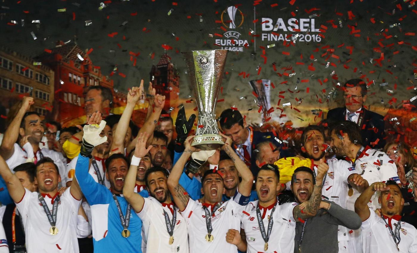 Siviglia Europa League 2015 2016