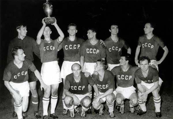 URSS Coppa Europa 1960