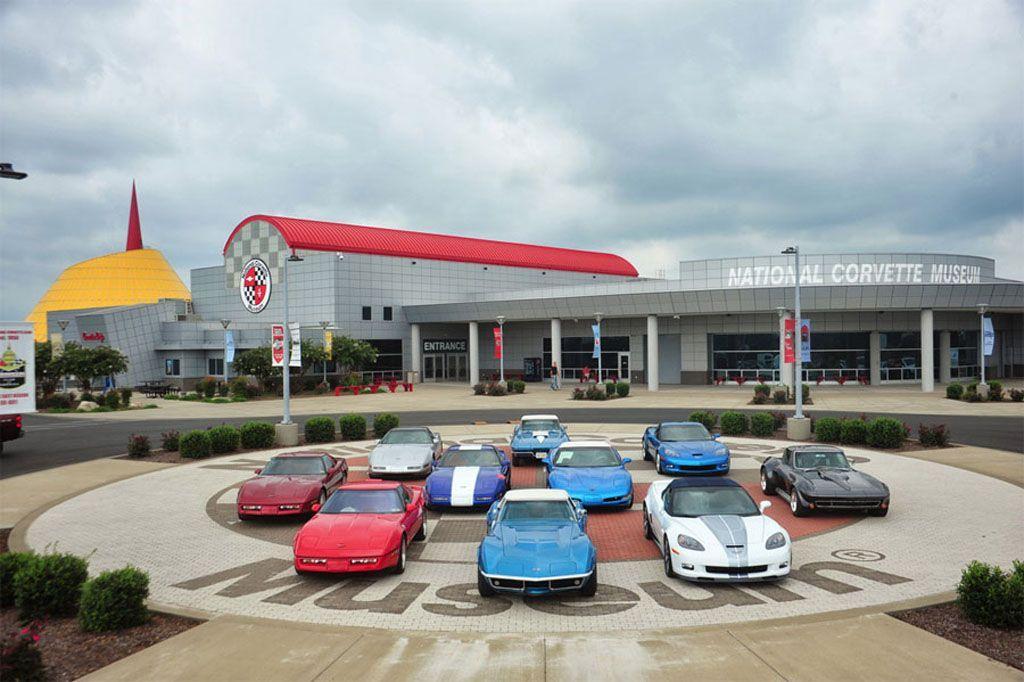 USA Corvette