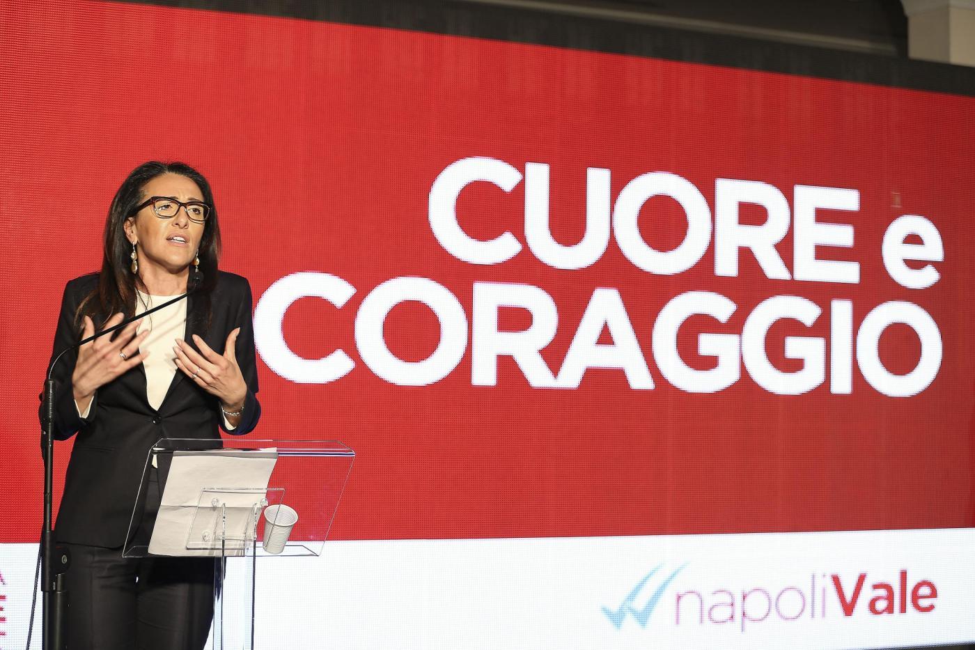 Elezioni Napoli, il programma di Valeria Valente