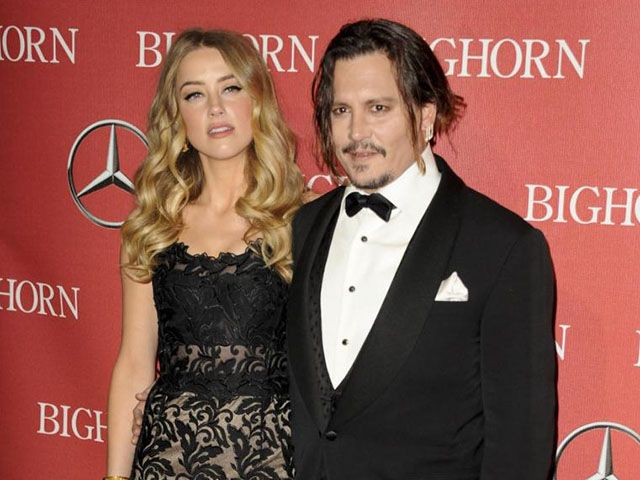 Amber Heard divorzio Johnny Depp