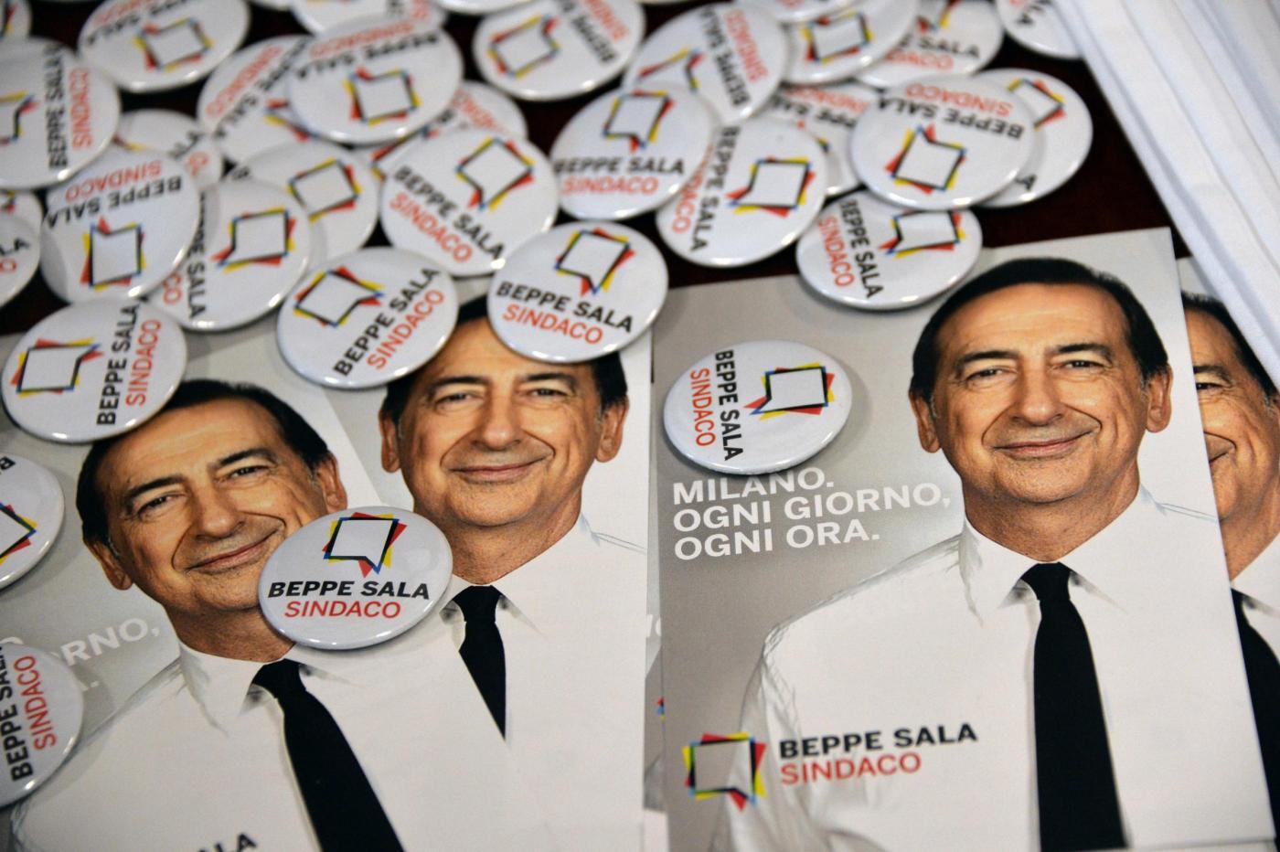 Elezioni comunali Milano 2016, i candidati della lista Italia dei Valori per Beppe Sala