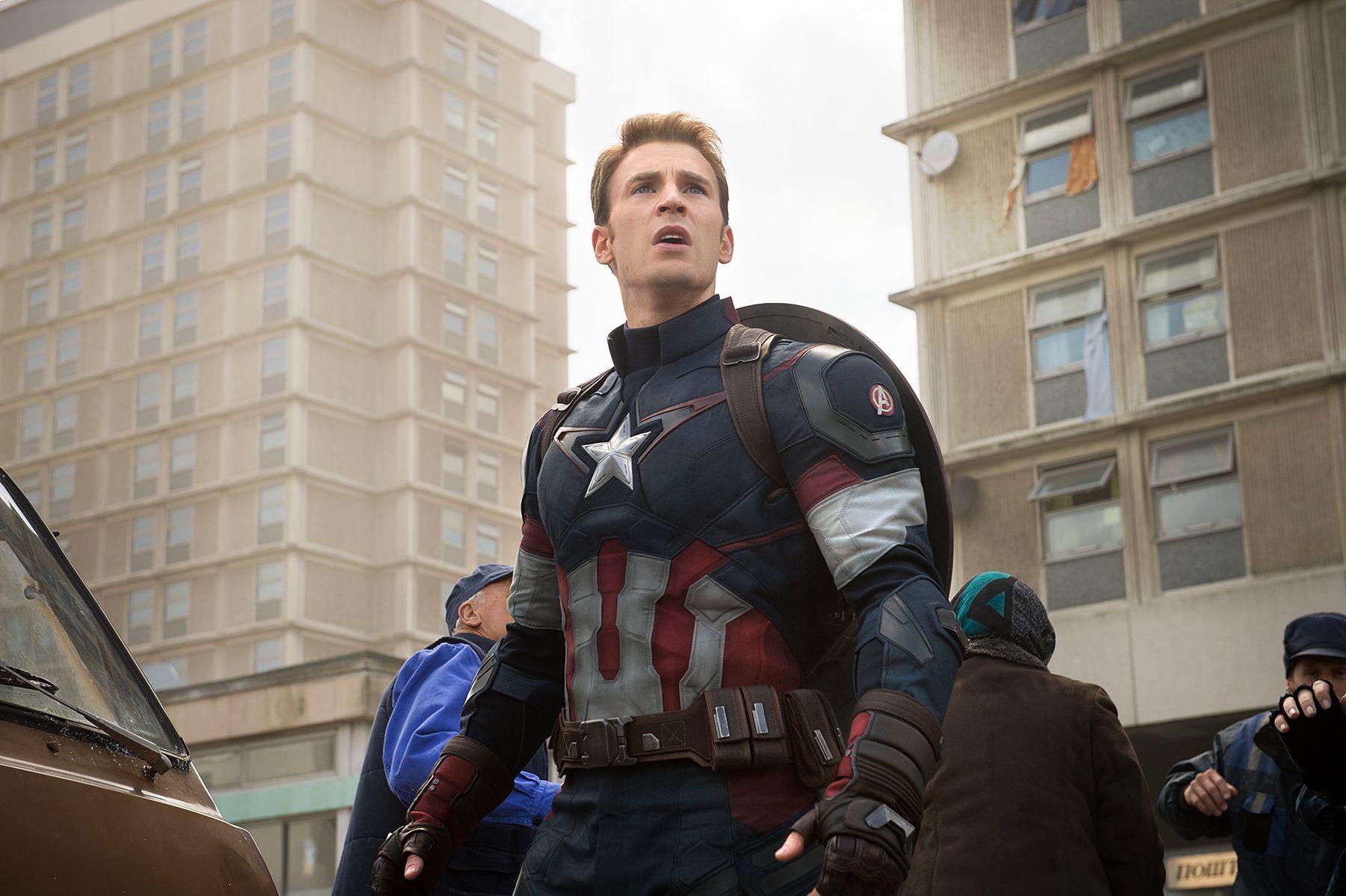 Captain America Civil War recensione