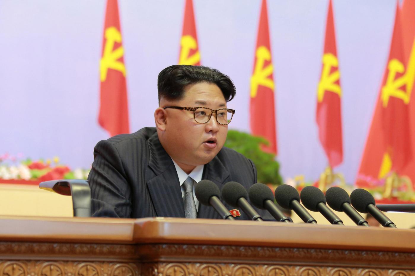 Corea del Nord, al Congresso del partito comunista trionfa Kim Jong-un