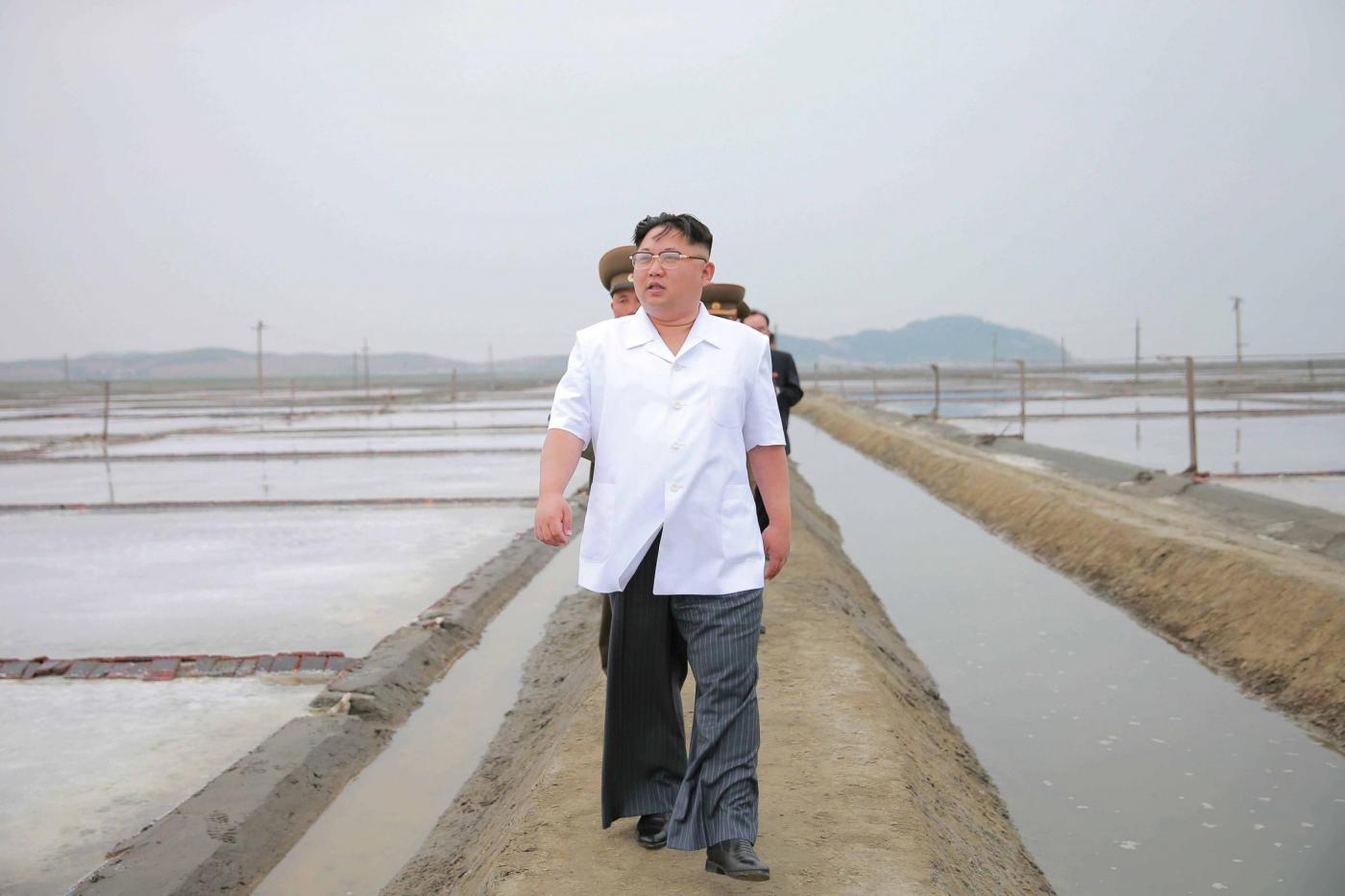 Corea del Nord, fallito lancio missile