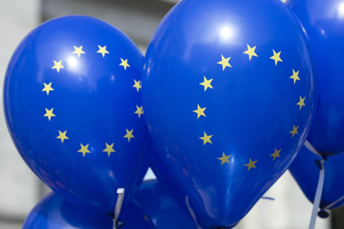 Campidoglio Festa dell'Europa