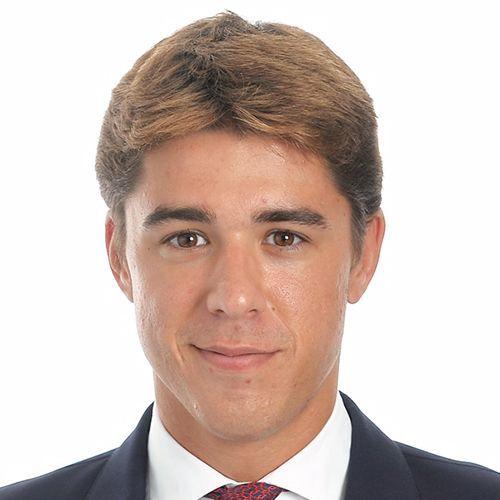 Federico Benassati dietro le quinte di un comitato elettorale