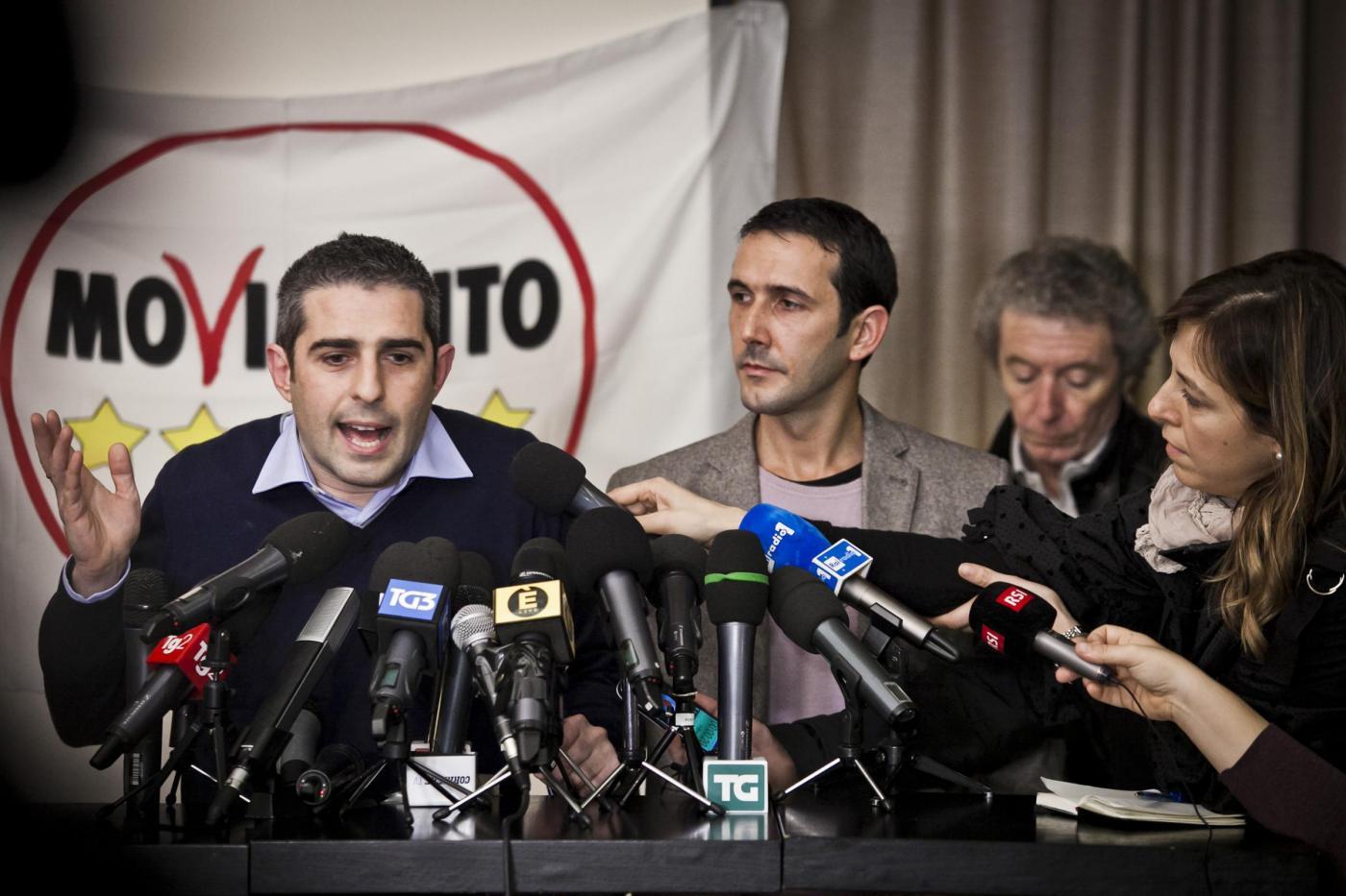 Parma, indagato il sindaco Federico Pizzarotti del M5S