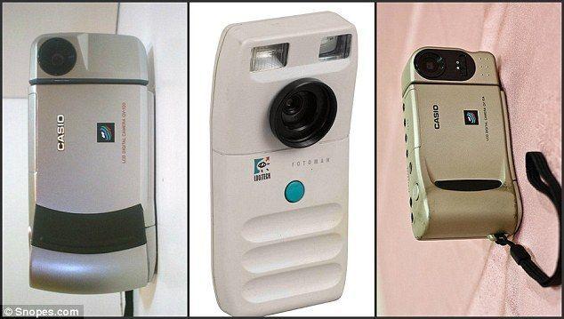 fotocamere 1995