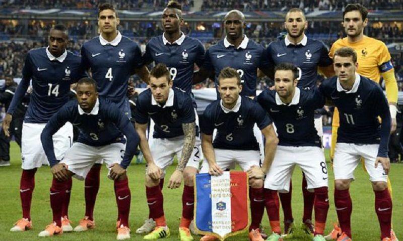 Francia favorita alla vittoria dell'Europeo