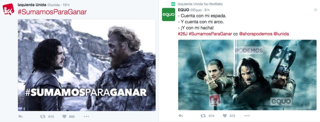 Elezioni in Spagna, la sinistra radicale celebra l'accordo con Game of Thrones
