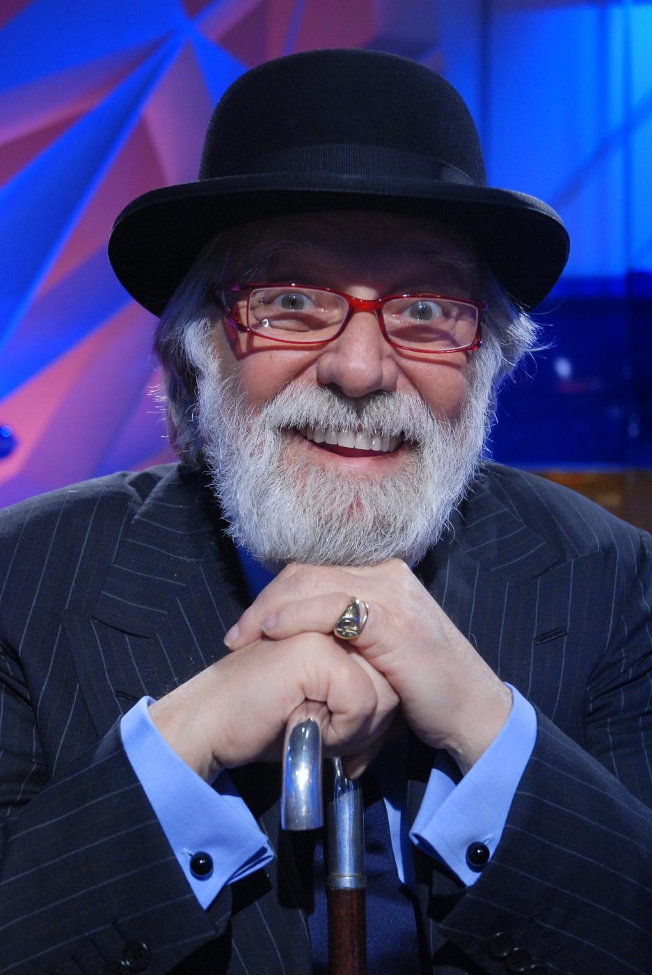 gianfranco funari, conduttore televisivo