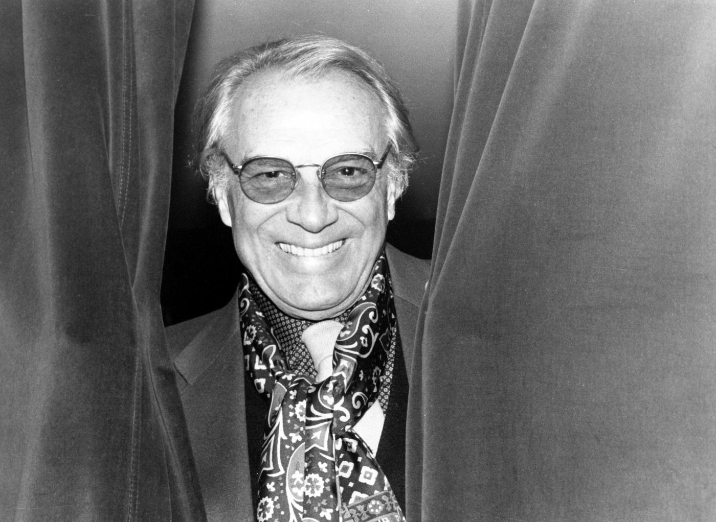 Giorgio Albertazzi, spettacoli