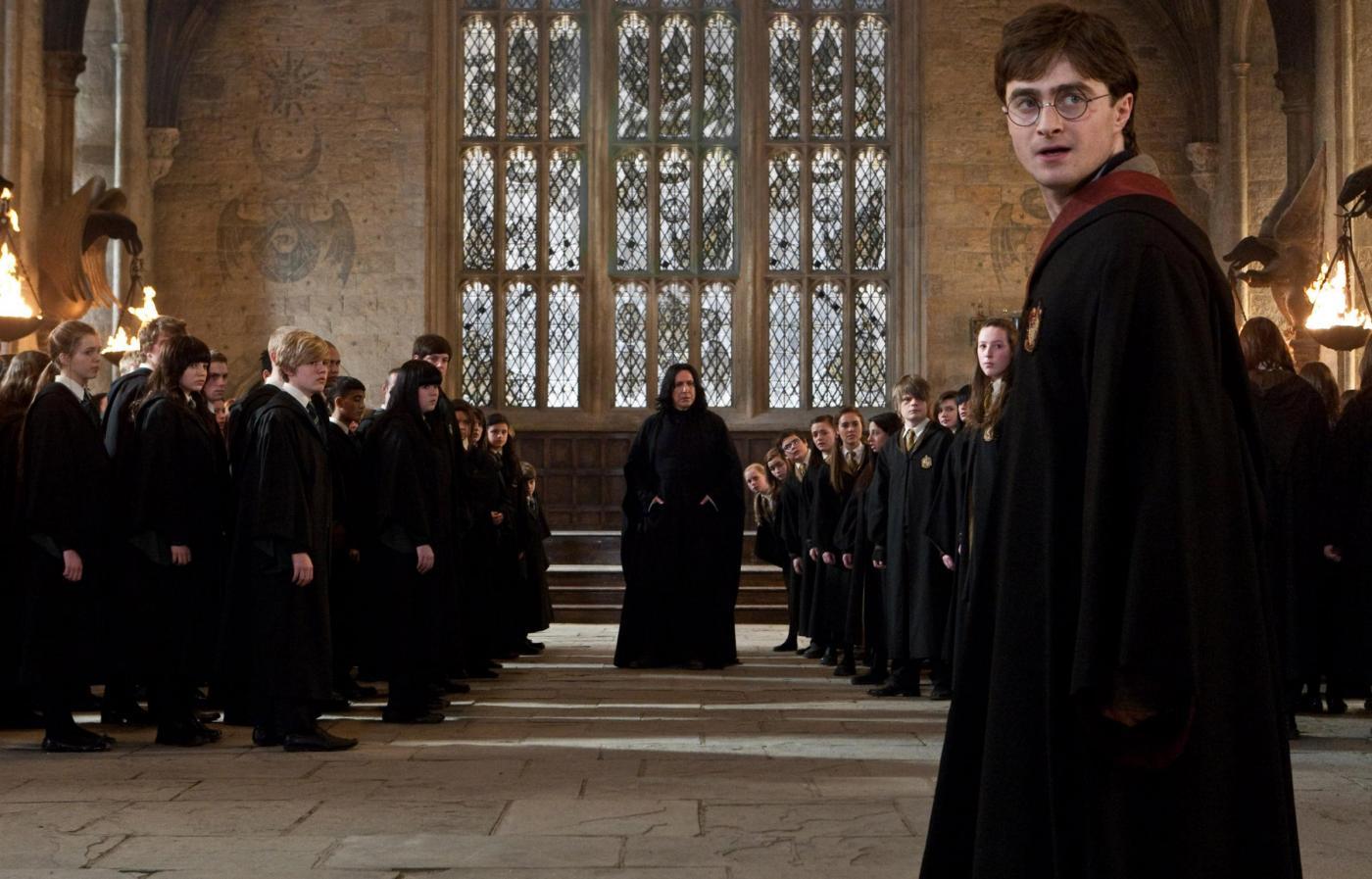 Harry Potter, frasi