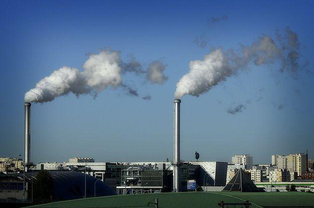 inquinamento carbone
