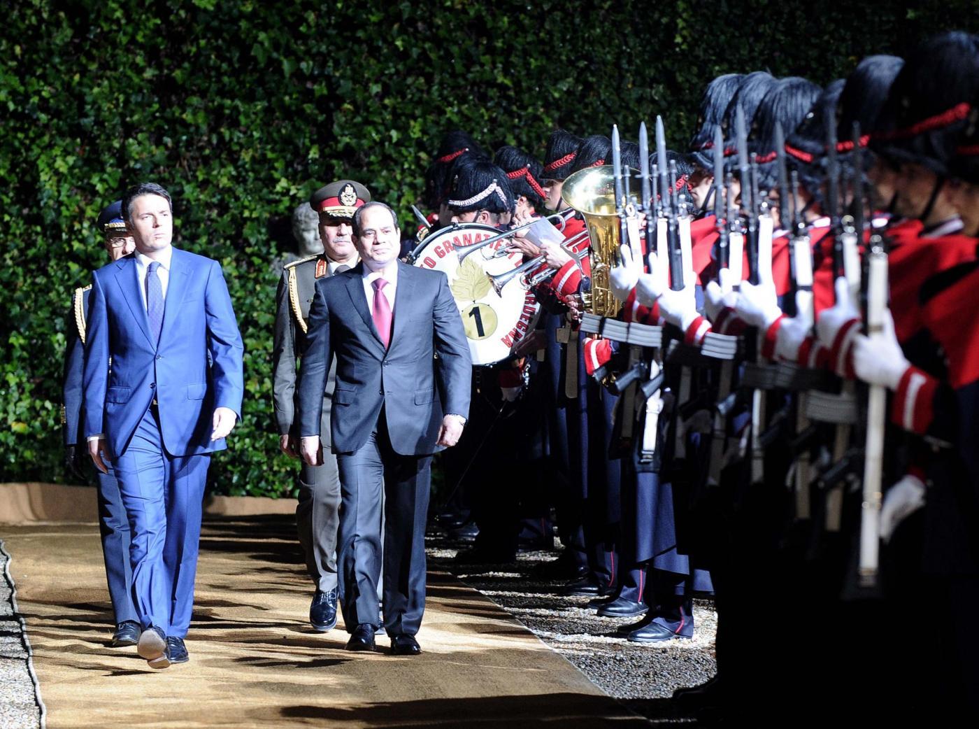 Regeni, raccolta firme per bloccare la cooperazione militare Italia-Egitto