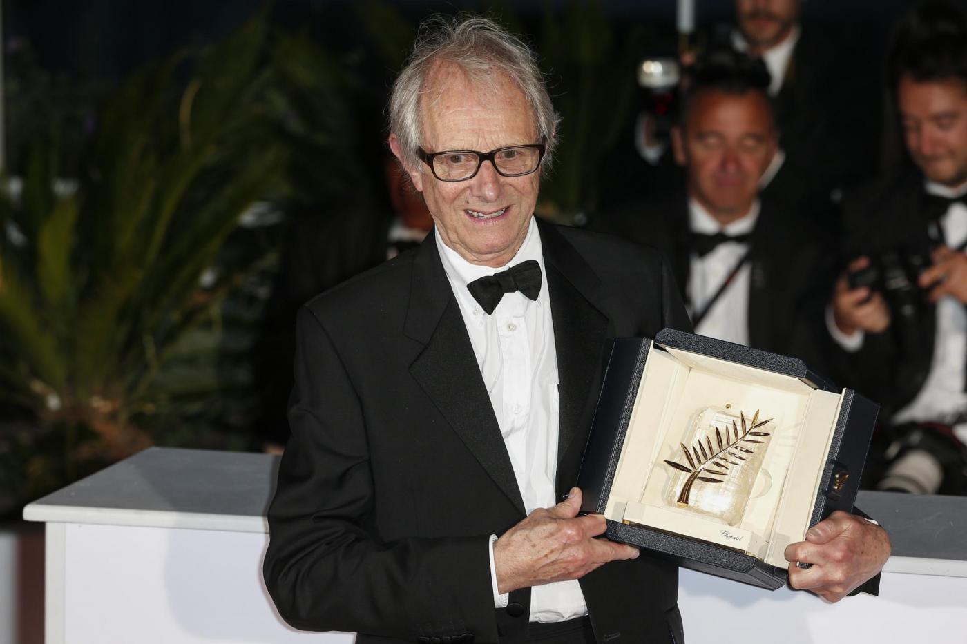Cannes 2016 vincitori: Palma d'oro a Ken Loach con I, Daniel Blake
