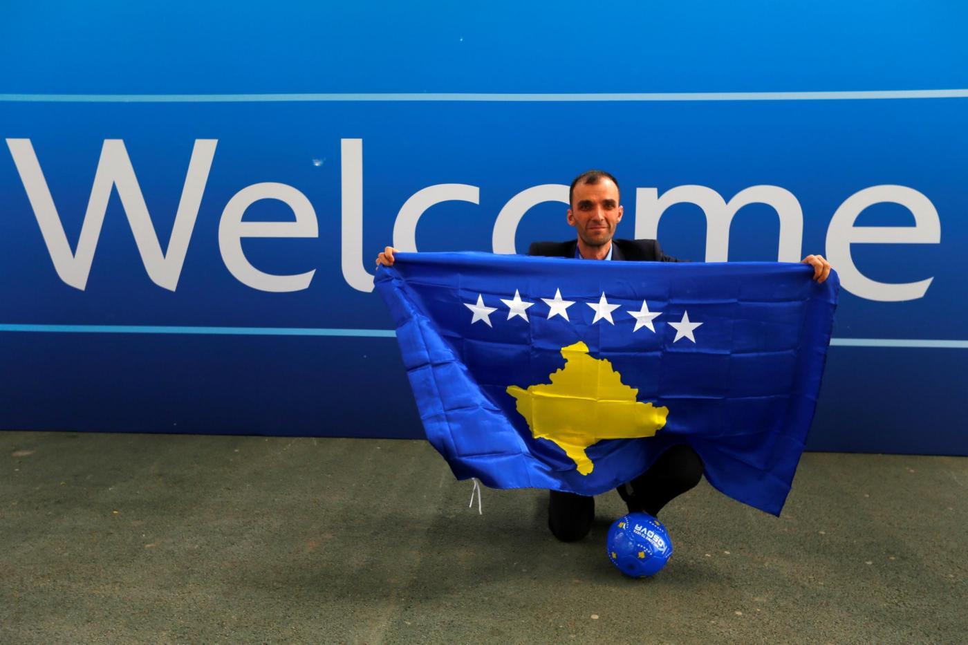 Festa per l'ammissione del Kosovo