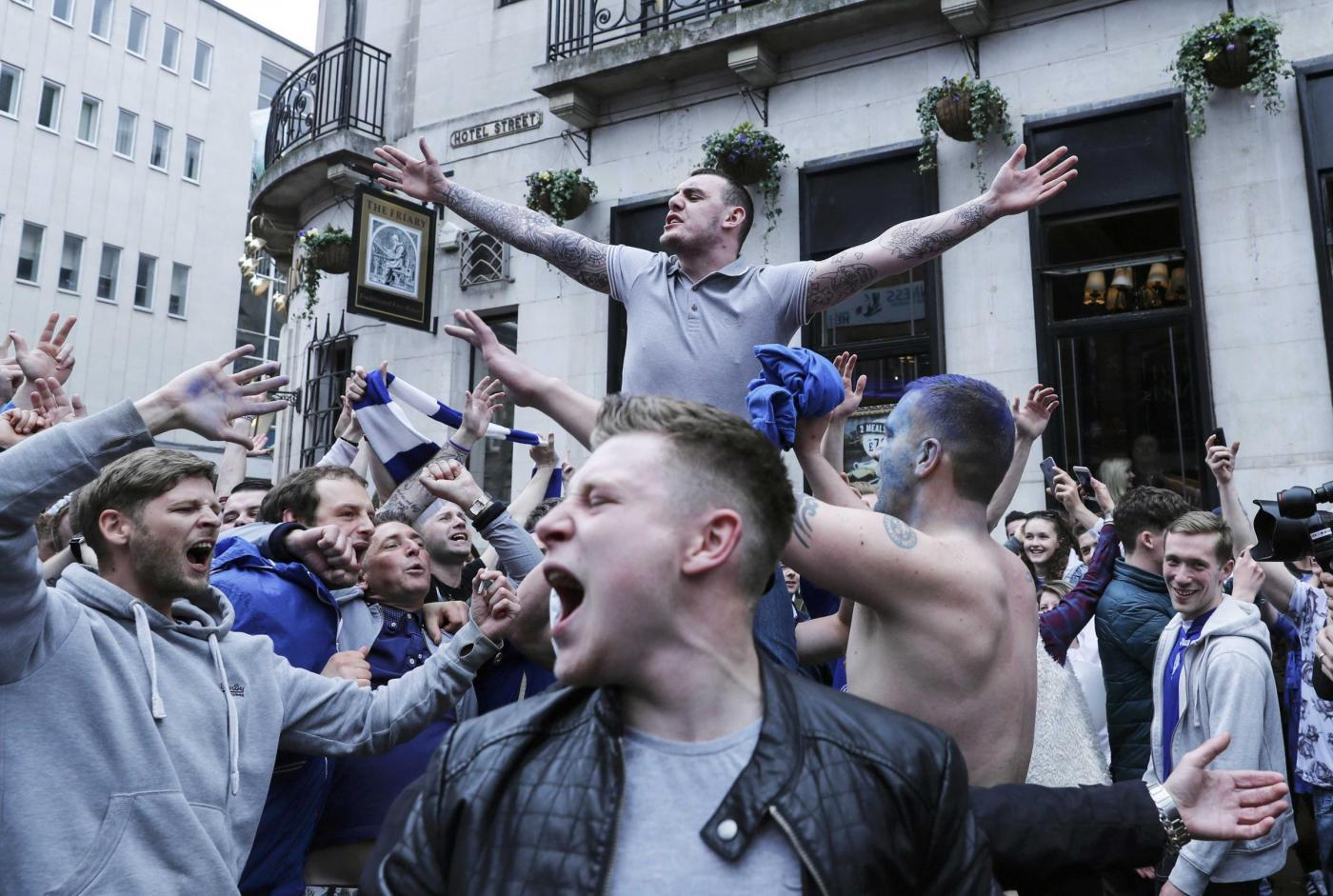 Leicester vince la Premier League, Ranieri è campione d'Inghilterra
