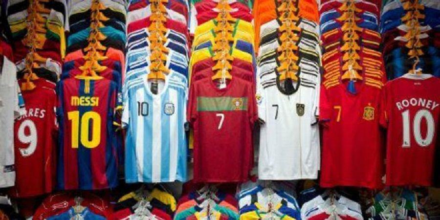 La maglia della Juventus è nella Top 10 delle più vendute