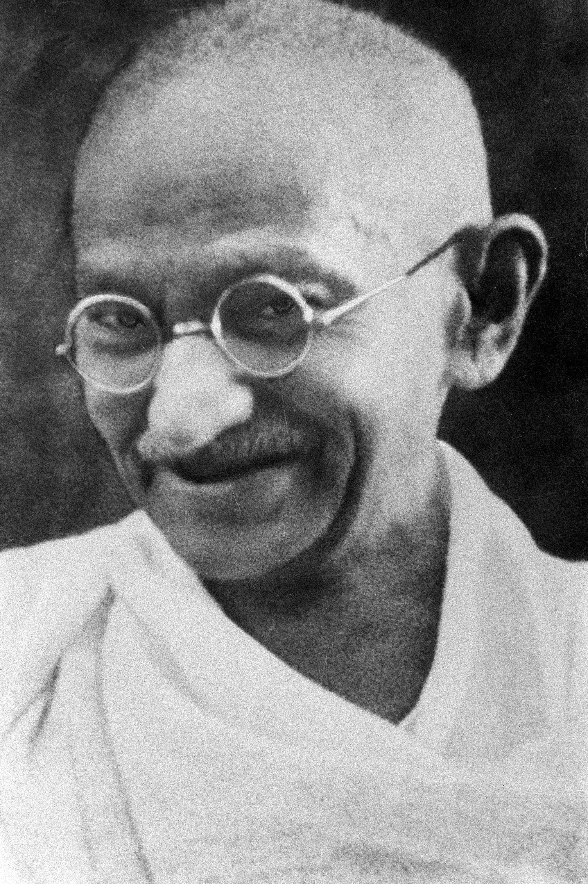 i personaggi più amati della storia, mahatma gandhi