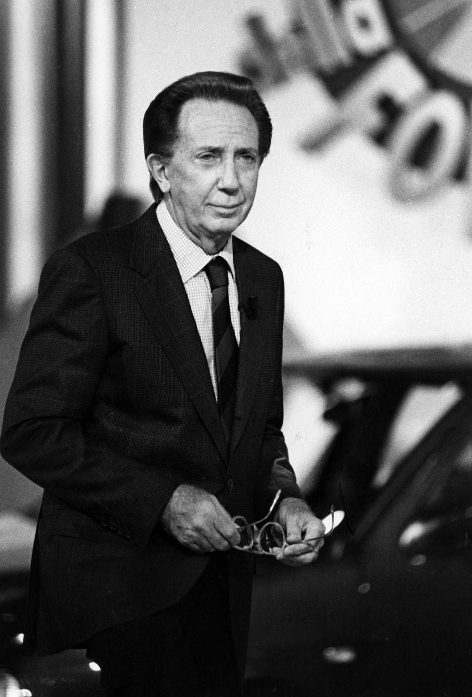 Mike Bongiorno, conduttore