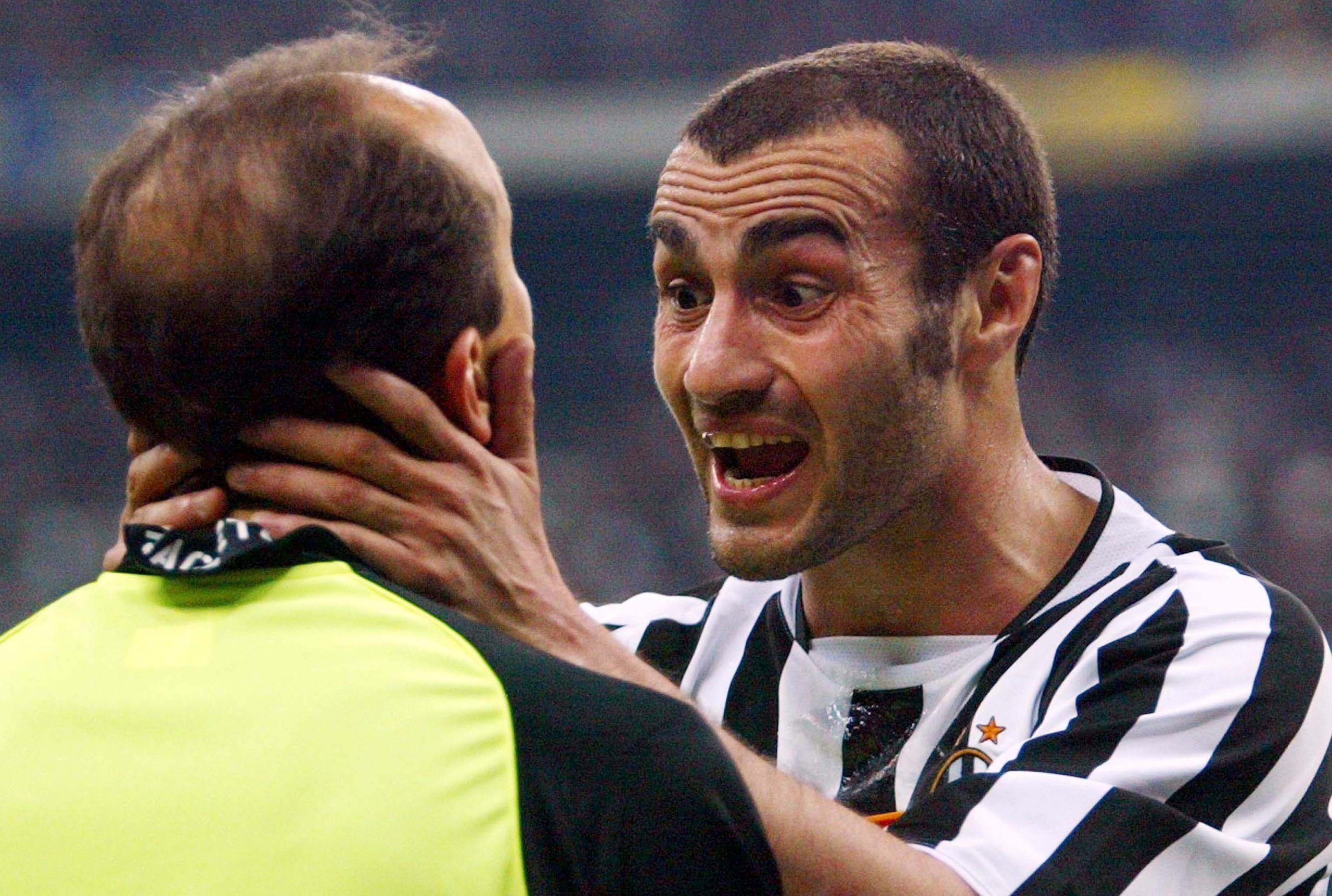 Paolo Montero, il killer della Juventus